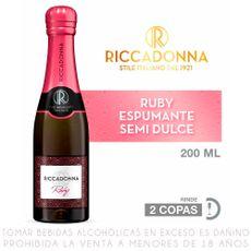 Espumante-Semi-Dulce-Ruby-Riccadonna-Botella-200-ml-1-160985