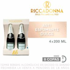 Espumante-Dulce-Asti-Riccadonna-Botella-200-ml-Pack-4-unid-1-102733362