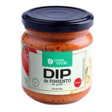 Dip-de-Pimiento-Piquillo-con-Queso-Casa-Verde-Frasco-200-gr-1-17560663