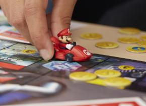 Hasbro Juego De Mesa Monopoly Gamer Mario Kart Wong Peru Wong Peru